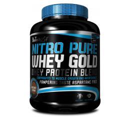 BioTechUSA Nitro Pure Whey Gold - 2270g