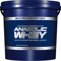Scitec Nutrition Anabolic Whey - 4000g