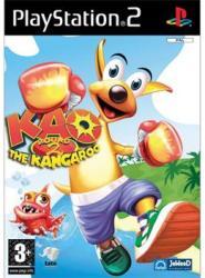 JoWooD Kao the Kangaroo Round 2 (PS2)