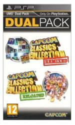 Capcom Classics Collection Remixed + Classics Collection Reloaded (PSP)
