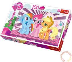 Trefl My Little Pony: Én kicsi pónim 100 db-os (16228)