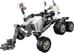 LEGO NASA Mars Science Laboratory Curiosity Rover 21104