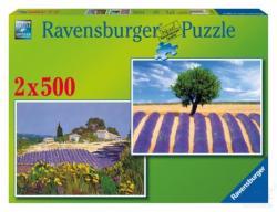 Ravensburger Provance 2x500 db-os