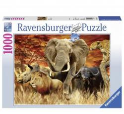 Ravensburger Afrikai állatok 1000 db-os