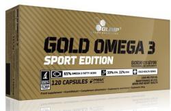 Olimp Sport Nutrition Gold Omega-3 Sport Edition - 120 db
