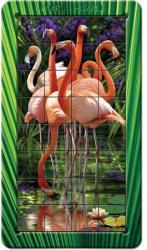 Piatnik 3D Mágneses Puzzle - Flamingók 32 db-os
