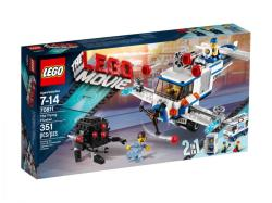 LEGO The LEGO Movie - A repülő öntözőkocsi (70811)