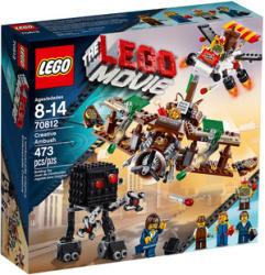 LEGO The LEGO Movie - Kreatív támadás (70812)