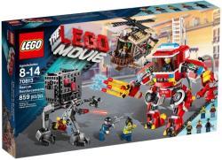 LEGO The LEGO Movie - Dupla rajtaütés (70813)