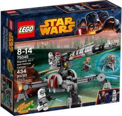 LEGO Star Wars Köztársasági AV-7-es mobil löveg 75045