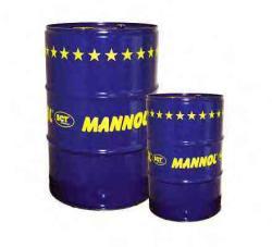 MANNOL Truck Special SHPD TS4 15W-40 60L