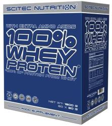 Scitec Nutrition 100% Whey Protein 60x30g