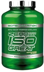 Scitec Nutrition Zero Carb/Fat IsoGreat - 2300g
