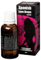 Spanish Love Drops vágyfokozó csepp 30 ml