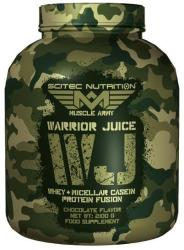 Scitec Nutrition Muscle Army - Warrior Juice - 2100g
