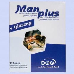 Man Plus Ginseng tabletta 60db