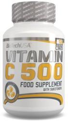 BioTechUSA Vitamin C 500 - 120db rágótabletta