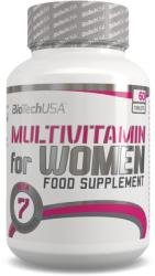 BioTechUSA Multivitamin for Women - 60db