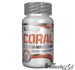 BioTechUSA Coral Calcium-Magnesium (100db)