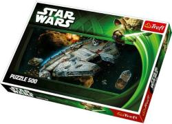Trefl Star Wars: Millenium Falcon 500 db-os (37186)