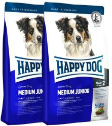 Happy Dog Medium Junior 25 2x10kg
