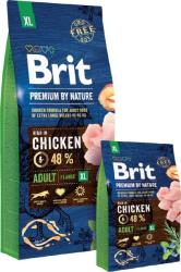 Brit Premium Extra Large Adult 2 x 15kg