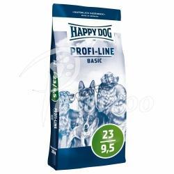 Happy Dog Profi-Krokette Basis 23/9,5 20kg