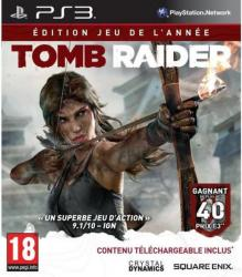 Square Enix Tomb Raider [Game of the Year Edition] (PS3)
