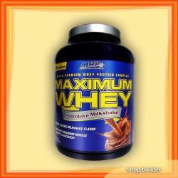 MHP Maximum Whey 890g