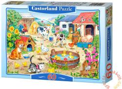 Castorland Farm 60 db-os (B-06663)