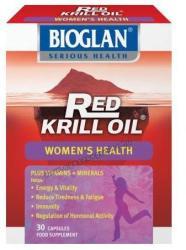 Bioglan Rákolaj Női Formula kapszula - 30db