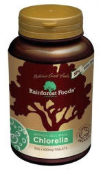 Rainforest Bio Chlorella - 300db