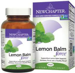 New Chapter Lemon Balm force - 30db