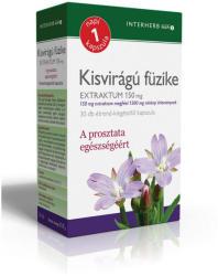 Interherb Kisvirágú Füzike Extraktum kapszula - 30db