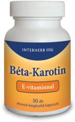 Interherb Béta-Karotin - 30db