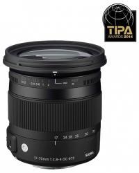 SIGMA 17-70mm f/2.8-4 DC Macro OS HSM Contemporary (Canon)
