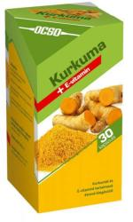 OCSO Kurkuma és E-vitamin kapszula - 30 db