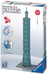 Ravensburger Taipei 101 torony 3D 216 db-os (12558)