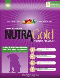 NutraGold Holistic Large Breed Puppy 15kg