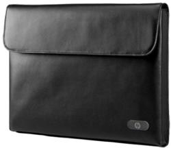 "HP Leather Ultrabook Sleeve 14"" (H4F07AA)"