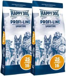 Happy Dog Profi Krokette Sportive 26/16 2 x 20kg