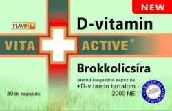 Vita+Active Brokkolicsíra - 30db