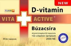 Vita+Active Búzacsíra - 30db
