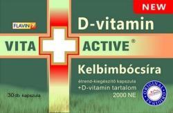Vita+Active Kelbimbócsíra - 30db
