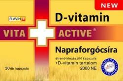 Vita+Active Napraforgócsíra - 30db