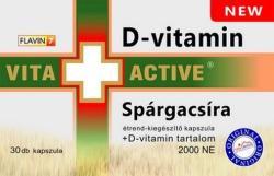 Vita+Active Spárgacsíra - 30db