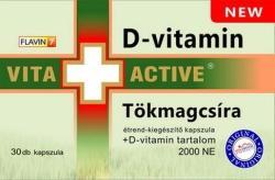 Vita+Active Tökmagcsíra - 30db