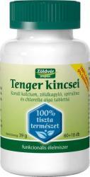 Zöldvér Tenger kincsei tabletta - 60+18db