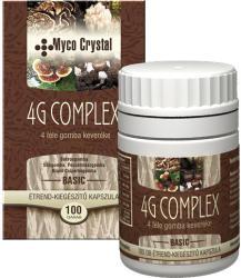Myco Crystal 4G Complex gomba kapszula- 100db