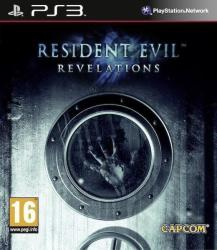 Capcom Resident Evil Revelations (PS3)